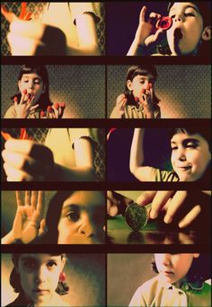 PaperMagicTwigs ll Patterns - in life and design: Amelie inspirations {movie decor}
