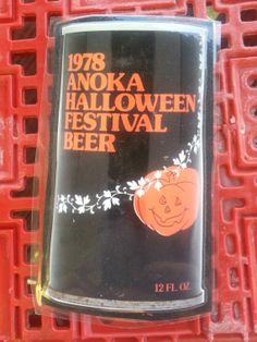 1978 Anoka Halloween Festival Beer MAGNET by LoveisaSeed on Etsy, $3.50