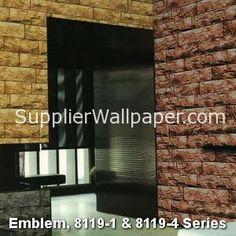 Emblem, 8119-1 & 8119-4 Series