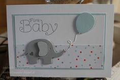 Elefantöse Glückwünsche zur Geburt