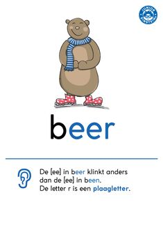 Learn Dutch, Dutch Words, Dutch Language, School S, Home Schooling, Grammar, Kids Learning, Einstein, Classroom