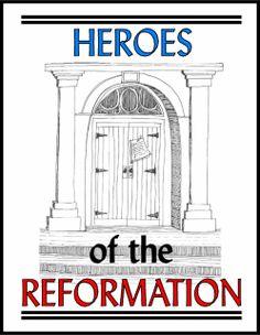 Heróis da reforma