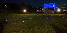 'smart atoms' spaxels version, developed by ars electronica futurelab, draw three-dimensional objects in midair by flying these space pixels in formation Atoms, Night Skies, Three Dimensional, Sky, Draw, Technology, Image, Design, Linz