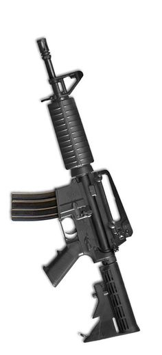 Colt M4 Commando® Save those thumbs & bucks w/ free shipping on this magloader I purchased mine http://www.amazon.com/shops/raeind  No more leaving the last round out because it is too hard to get in. And you will load them faster and easier, to maximize your shooting enjoyment.