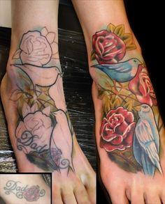 Cover up Tattoo #tatts #ink #tattoo