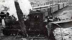 1958, ongeluk op de Brielselaan, Rotterdam