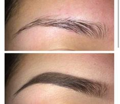 Inspiration discovered by Casey Zimmerman. did you know you can fill in your eyebrows??? @bloomdotcom
