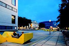 MQ Wien: mumok © Hertha Hurnaus Museum, Vienna, Austria, North America, Fair Grounds, Canada, Fun, Travel, Recovery