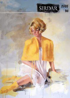 James Paterson Fashion illustration