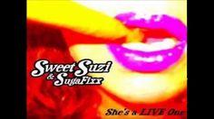 SWEET SUZI & SUGAFIXX - Deja Blues