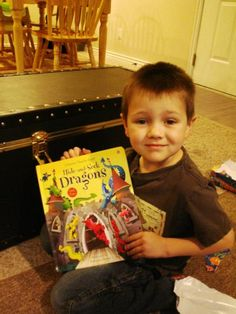 Preschool literacy activities set the stage for learning to read. - Debi Walstad