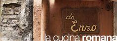 Da Enzo al 29 via dei Vascellari 29, Roma - Trastevere