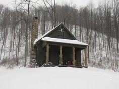 high lonesome cabin