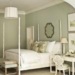 Quatrefoil Chair - Traditional - bedroom - Phoebe Howard