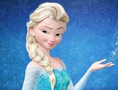 Elsa | Voici à quoi ressembleraient les princesses Disney sans maquillage