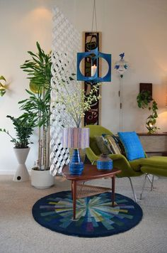 5 Ways to Create Defined Zones in an Open Plan Space   Apartment Therapy
