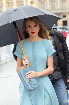 Swift, you're never going to be a kennedy.. stop dressing like one. In the words of the sharks in Finding Nemo... Denial!