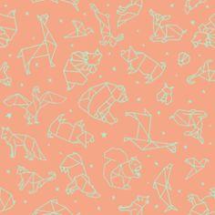 Motiflow Web Origami Animals, Elephant, Goodies, Patterns, Collection, Sweet Like Candy, Block Prints, Elephants, Pattern