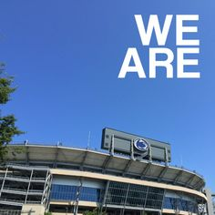 Beaver Stadium - home of the Penn State Nittany Lions