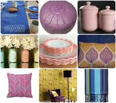 The House of Smiths - Decorating your home for Fall using the 2012 color trends