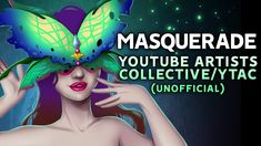 MASQUERADE  YouTube Artists Collective [Unofficial]  YTAC #13 (Procreate) https://youtu.be/1uJhmNKnEyQ  The Youtube Artists Collective collaborates every couple of months to create art based around a theme that fans vote on. This months theme is Masquerade Ball and here is my unofficial YTAC entry: my first ever digital painting without lineart of a masquerade faerie lady created in Procreate!  BUY PRINTS PHONE CASES & MORE!  https://ift.tt/2kWFKQF HQ RESOLUTION ART  https://ift.tt/2y1DpO2…