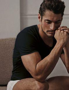 David Gandy for Marks & Spencer   Gandy For Autograph. Photographed by Mariano Vivanco. Hair by Larry King. September, 2014