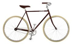 Linus Roadster Classic. Want. Beautiful fixed gear bike for bumming around downtown TO.