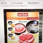 Noch bis Mitternacht könnt ihr ein tolles Backset von Zenker gewinnen!! www.holladiekochfee.de ❤️ #gewinnspiel #zenker #werbung #backen #baking
