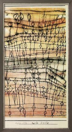 Paul Klee - Ripe Harvest, 1924