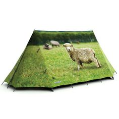 this could get interesting....- Animal Farm Tent, $785, now featured on Fab.
