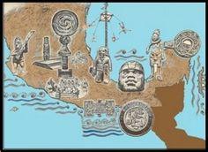 *Bloque 1: Las culturas prehispánicas y la conformación de nueva españa - Curso.de.historia