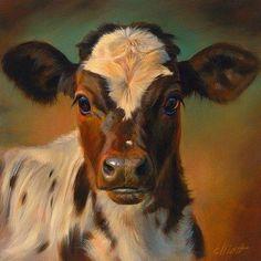 Cute heifer