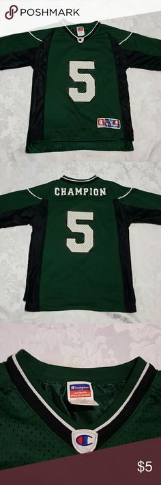 Jersey Boys champion jersey Champion Shirts & Tops Tees - Short Sleeve