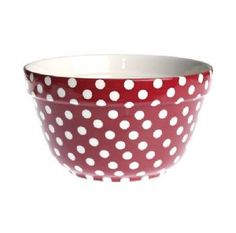 Red Spot Bowl : £8.50