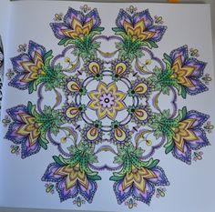 Mijn Blog: Het Vierde Enige Echte Mandala Kleurboek