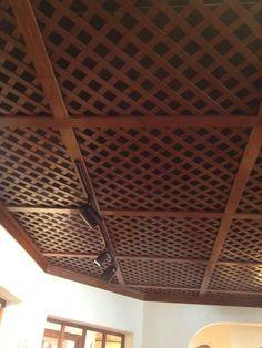 Basement ceiling ideas inspiring basement ideas best for Cheap floor covering solutions