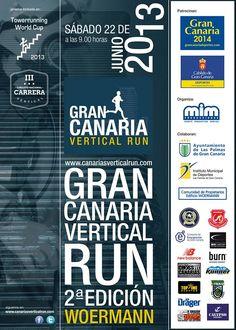 Gran Canaria Vertical Run