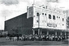 The St James Theatre. Cnr High and Gower St Preston - closed 1965 and demolished.