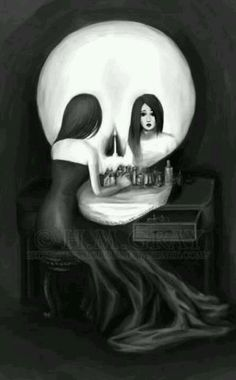 ambiguous skulls