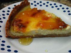Blog com Receitas: Quiche de Queijo Brie com Geleia de Damasco Quiches, Savory Tart, French Toast, Pie, Breakfast, Sweet, Desserts, Blog, Sweet Like Candy