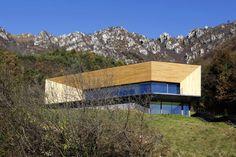 Camillo Botticini, Nicolò Galeazzi · Alps Villa