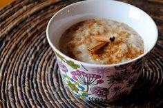 Batter and Beat: Arroz con leche - Vegan and gluten-free stylie!