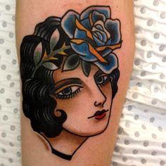 Tattoo done byJessica Swaffer.