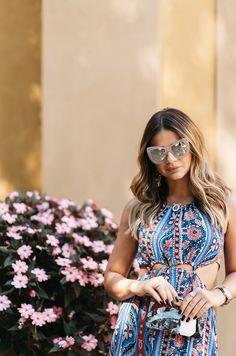 Thassia Naves. Óculos – Le Specs