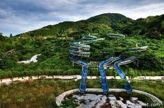 Abandoned water park - Japan