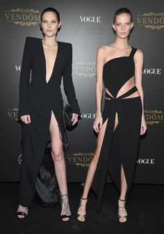 Catherine McNeil and Lexi Boling