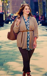 Plus size style inspiration #curvy #winter