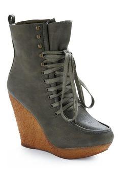 Pave it Forward Boot | Mod Retro Vintage Boots | ModCloth.com - StyleSays