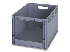 66 Litre Medium Open Fronted Stacking Picking Container - Stackable Euro Storage Box