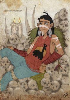 The Walking Disney : Kuzco by Kasami-Sensei.deviantart.com on @deviantART